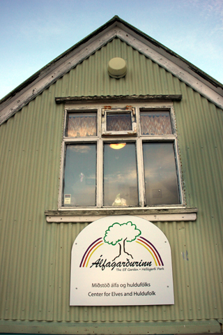 Im Elfengarten in Hafnarfjörður dreht sich alles um die Fabelwesen. (Foto: Karsten-Thilo Raab)