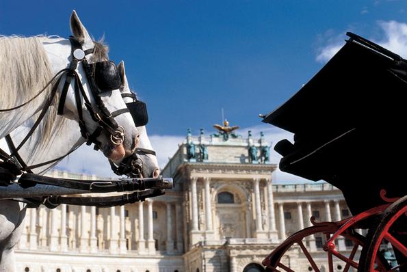 Fiaker gehören noch heute zum Stadtbild von Wien wie der Stephansdom. (Fotos: Wien Tourismus)