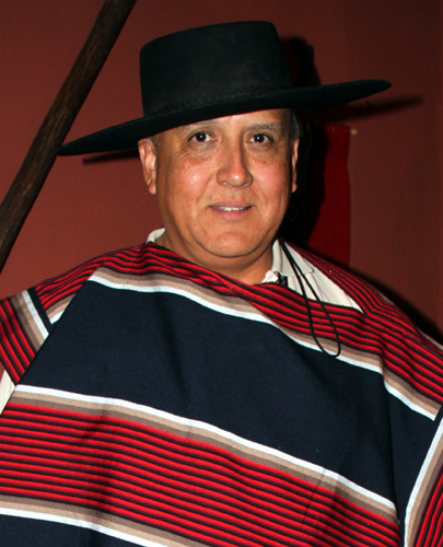Cowboys fiebern den chilenischen Rodeos entgegen. (Foto: Karsten-Thilo Raab)
