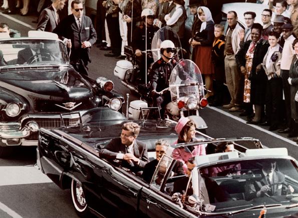 Das Leben von John F. Kennedy wird in einer aktuellen Ausstellung ins Bild gerückt. (Foto Bettmann-Corbis)