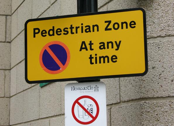 Das Nicht-Einhalten von Verkehrsregeln kann Autofahrern im Ausland teuer zu stehen kommen. (Foto: Karsten-Thilo Raab)