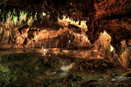 Eine Entdeckungstour wert: Die Cave Vrelo.