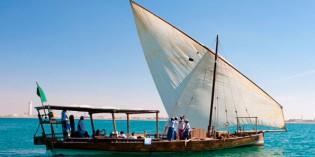 Auf den Spuren der Perle durch Abu Dhabi