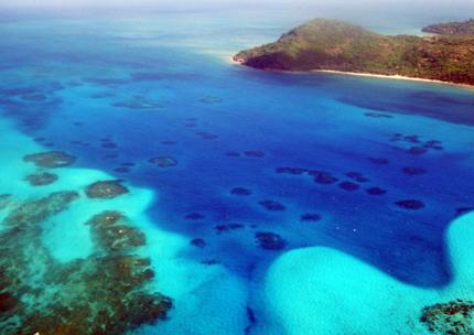 Ein kolumbianischen Traum: Die Isla Providencia. (Foto Luis Barreto)