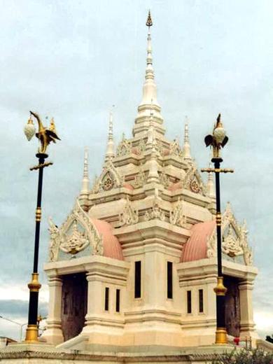 Ein Stück Bildbuch-Thailand in Surat Thani. (Foto: A. Hörstemeier)