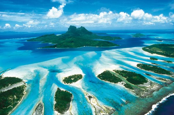 Ein Traum in der Südsee: Tahiti und ihre Inseln. (Foto: Tahiti Tourisme)