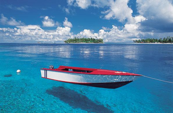 Inseltraum in Französisch-Polynesien: Die Austral-Inseln . (Foto Thierry Zysman)