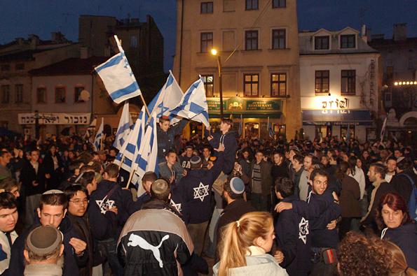 Zehn Tage lang wird im polnischen Krakau das Festival der jüdischen Kultur begangen.