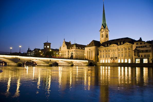 Gilt nicht von ungefähr als eine der lebenswertesten Städte der Welt: Die Schweizer Metropole Zürich.