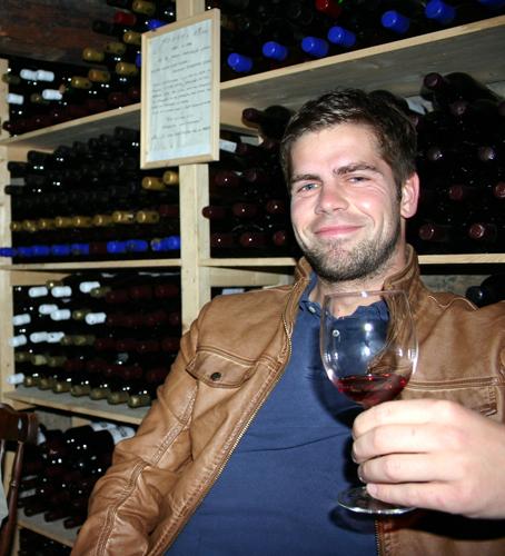 Besucher auf Setnes Weinhof erfahren ganz neue und überraschend wohl schmeckende Geschmackserlebnisse. (Foto: Ulrike Katrin Peters)
