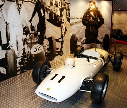 Das Grand Prix Museum lädt zu einer Zeitreise durch die 60-jährige Geschichte des Stadtrennens in Macau. (Foto: Karsten-Thilo Raab)