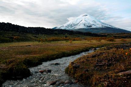 Wild-romantisch: Der Nationalpark Cotopaxi. (Fotos: Ecuador Travel)
