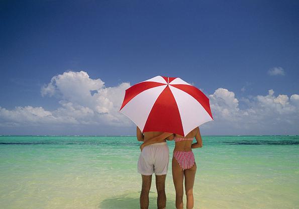 Bei der Wahl des Reiseziels vertrauen Männer gerne auf das Urteilsvermögen und planerische Geschick der besseren Hälfte.