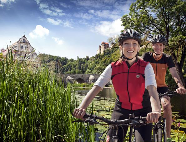 Für alle, die Bayerisch-Schwaben mit dem Rad erkunden wollen, steht nun ein kostenloses Booklet zum Download im Internet bereit.