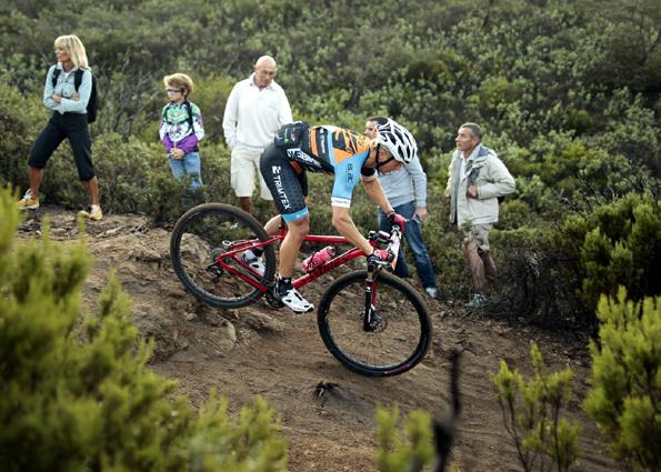 Das Bike-Festival Roc d'Azur zieht seit drei Jahrzehnten Mountainbiker aus aller Welt in seinen Bann. (Foto: S. .Boue)