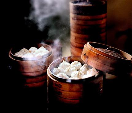 Dampfend und lecker: Das taiwanesische Xiaolongbao.