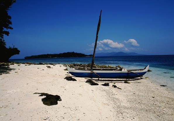 Ein indonesischer Inseltraum: Das verträumte Derawan, das längst als offener Geheimtipp gehandelt wird.