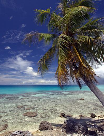 Traimstrände und einsame Buchten finden sich in diesem Teil Französisch-Polynesiens. (Foto: Tahiti Tourisme)
