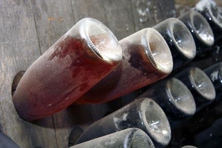 Champagner ist eine Wertanlage. Je älter, umso teurer. (Foto: Udo Haafke)