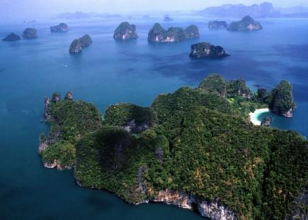Viel Raum zum Träumen, Baden und Tauchen: Das Ang Thong Archipel