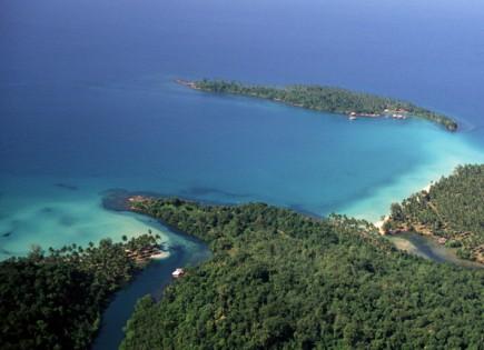 Ein Paradies für Taucher, Schnorchler und Badefreunde: Chang Archipelago