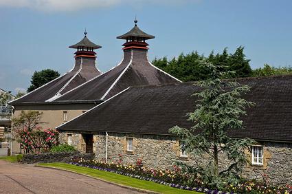 Station auf dem schottischen Whisky Trail: Glenfiddich. (Foto: Visit Britain)