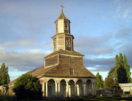 Holzkirche Nuestra Señora de Gracias de Nercón