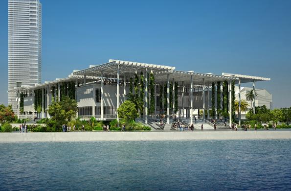 Kunstmuseum in Miami