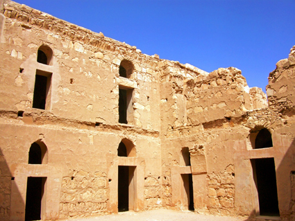 Qasr al-Kharraneh (Foto Daniel Case)