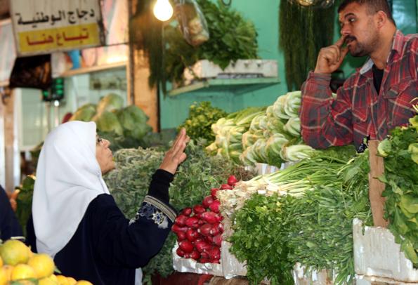 Beim Einkauf gehört im Königreich Jordanien das Feilschen mit dazu. (Foto: Karsten-Thilo Raab)
