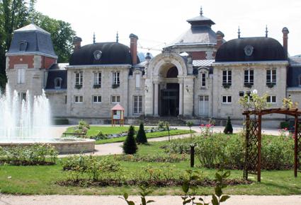 Die Wellness-Oase im Franche-Comte: Die Therman von Lons-le-Saunier.