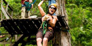Adrenalinkicks in den panamesischen Baumwipfeln: Canopy in Boquete
