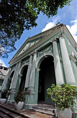 Einer der zentralen Veranstaltungsorte des Musikfestivals: Das Dom Pedro Theater. (Foto: MGTO)