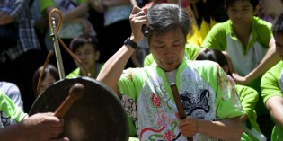 In Macau liegt Musik in der Luft: Mozart im Dom Pedro Theater, Fado im Mandarin Haus