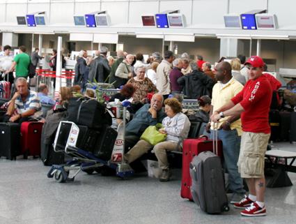 Bei Flugausfällen und überlangen Verzögerung haben Fluggäste häufig Anspruch auf eine Entschädigung. Flighright hilft, die Ansprüche notfalls juristisch durchzusetzen. (Foto: Karsten-Thilo Raab)