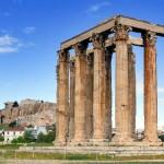 Unbekanntes Athen: Koulouri essen am Saronischen Golf