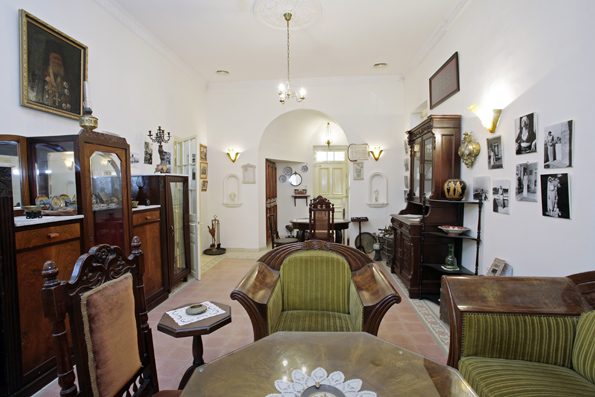 Auch die Dr. Efkilde's Residence öffnet ihre Pforten. (Foto: Greek Community Museum)