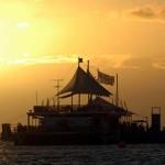 Nachtlager mitten im Great Barrier Reef