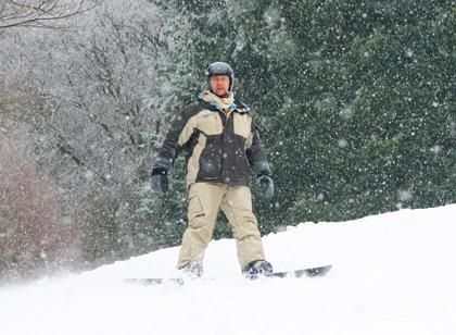 In Szczyrk können sich nicht nur Snowboarder auf einen verbesserten Service freuen. (Foto: Karsten-Thilo Raab)