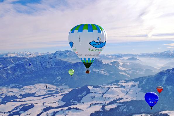 Der Kaiserwinkl ist die einzige österreichische Wintersportregion, die ohne Mautgebühr zu erreichen ist.