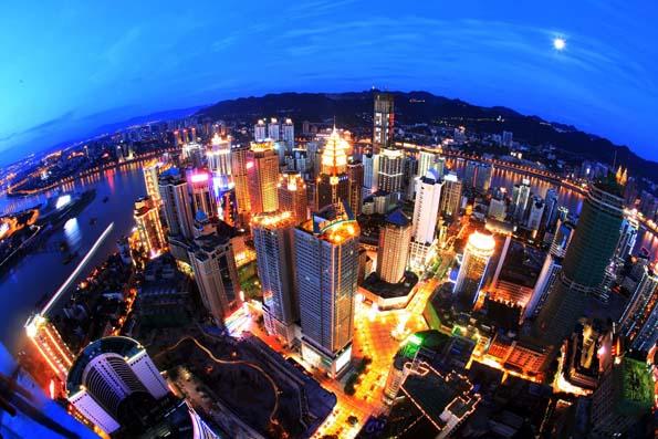 Besucher aus aller Welt können nun die chinesische Millionenmetropole Chongping drei Tage lang visafrei besuchen. (Foto: Jonipoon)