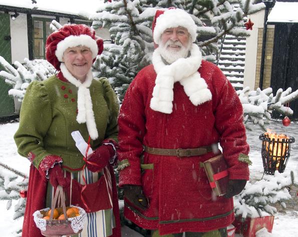 Im schwedischen Lund lässt sich eine weihnachtliche Zeitreise unternehmen.