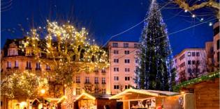 Weihnachtliches Luxemburg – dem  Geruch  von  frischem  Lebkuchen  folgend…