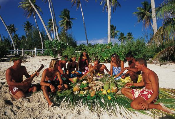 Etwa 17.000 Kilometer von Europa entfernt, im Herzen der Südsee, besteht Französisch Polynesien aus insgesamt 118 Inseln und Atollen.