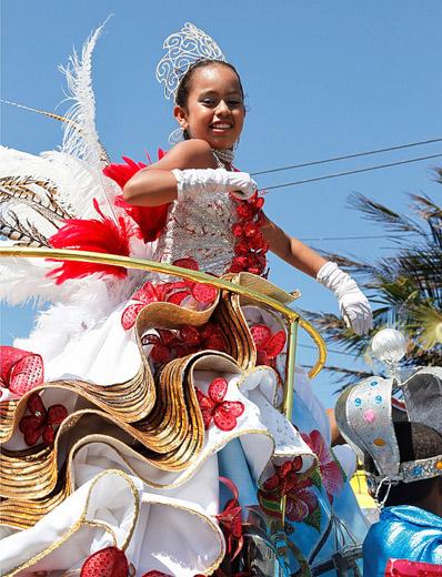 Weltkulturerbe und der vermeintlich zweitgrößte Karneval der Welt: Der traditionelle Straßenkarneval in