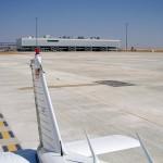 Flughafen-Schnäppchen unter Spaniens Sonne