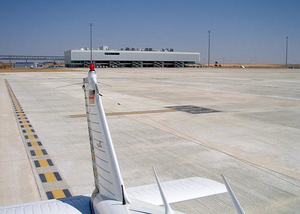 Perfektes Schnäppchen für Sparfüchse: Der Aeropuerto Central Ciudad Real wird für 75 Prozent unter den ursprünglichen Baukosten feilgeboten.