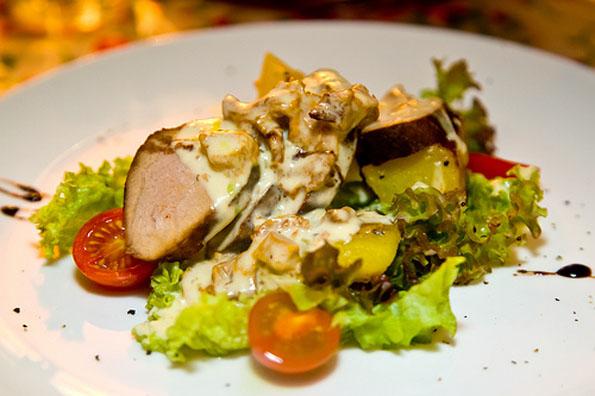 """Unter dem Label """"Flavours of Estonia"""" präsentieren die Top-Restaurants die kulinarische Bandbreite Estlands."""