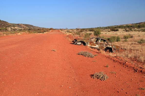 Auch das Red Center, die rote Mitte Australiens sparten die Filmemacher bei ihrer Tour nicht aus.