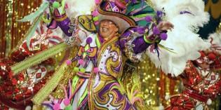 Launiger Jahresauftakt in Philadelphia: Farbenfrohe Mummers Parade am Neujahrstag